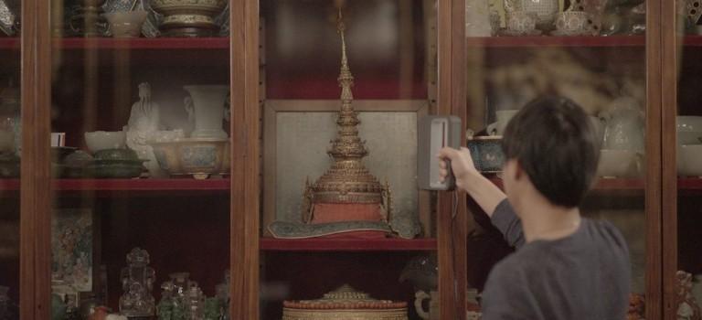 Le passionnant symbole de la couronne : retour au Siam avec Arin Rungjang