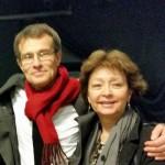 Alain Audheon et Marie Kennedy