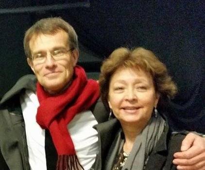 Marie Kennedy et Alain Audhéon élus dans le canton de Chennevières Champigny