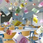 Argent Banquier Ecole  © bluedesign - Fotolia