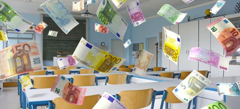 Ormesson-sur-Marne invite les banquiers à l'école