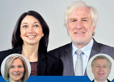 Départementales : réunion UMP-Modem-UDI à La Queue en Brie