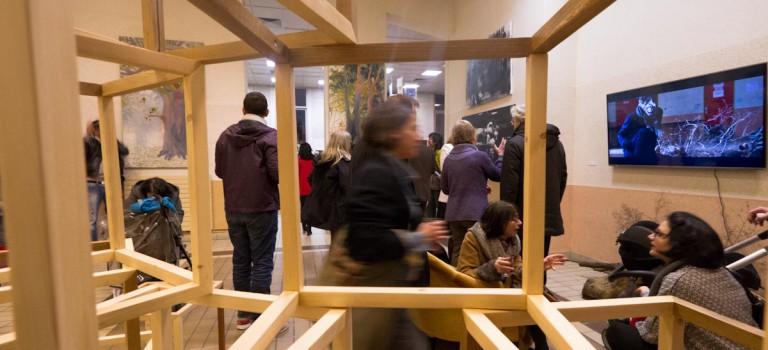 Biennale de Gentilly : 26 artistes à découvrir dans un collège désaffecté