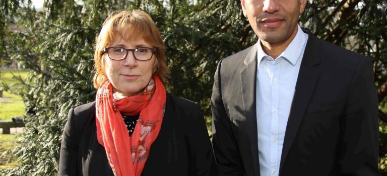 Réunion publique de Stéphane Coloneaux et Brigitte Tironneau à L'Haÿ