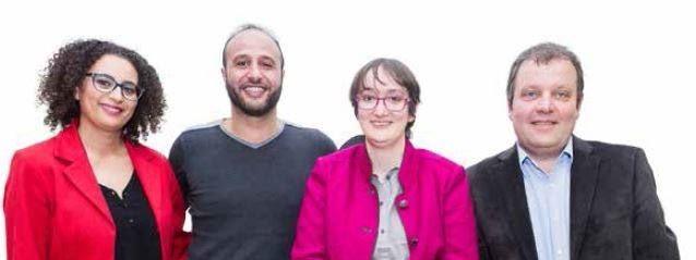 Réunion des candidats Front de Gauche d'Ivry