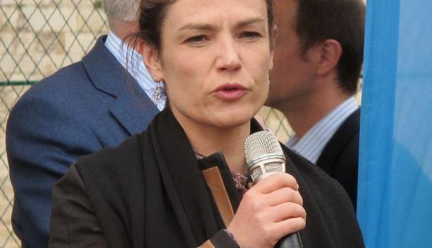 Chantal Jouanno vient soutenir les candidats UMP-Modem-UDI à Fresnes