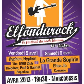 Expo et places à gagner pour les 20 ans de Elfondurock à l'aéroport d'Orly