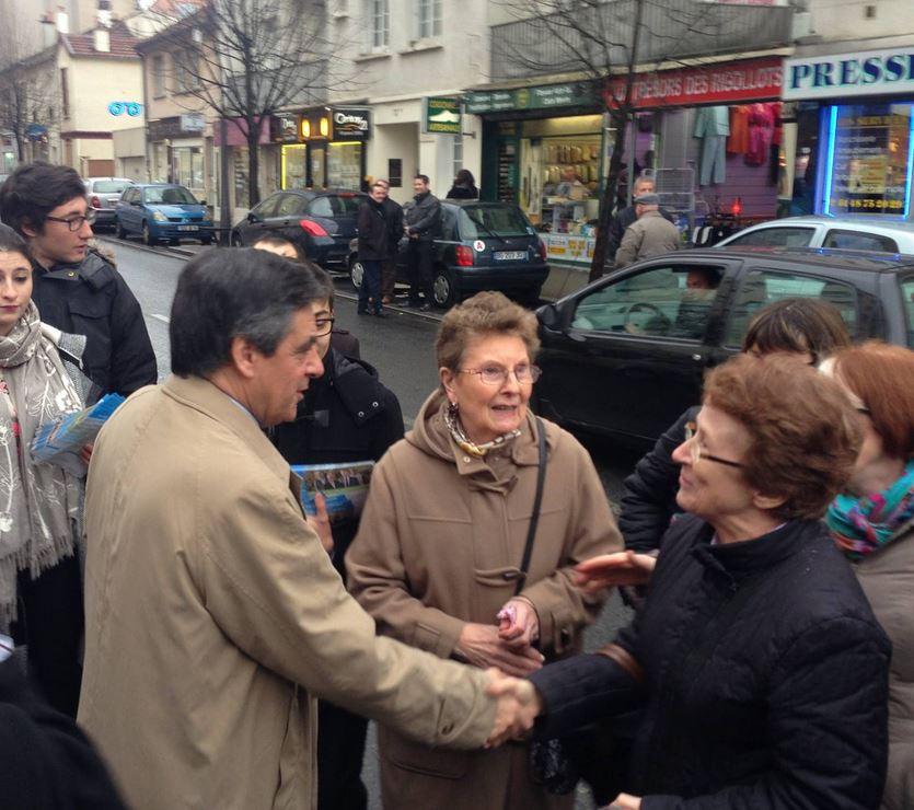 Francoiis Fillon credit equipe de campagne