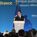 Francois Hollande BPI Maisons Alfort 2 credit Elysee
