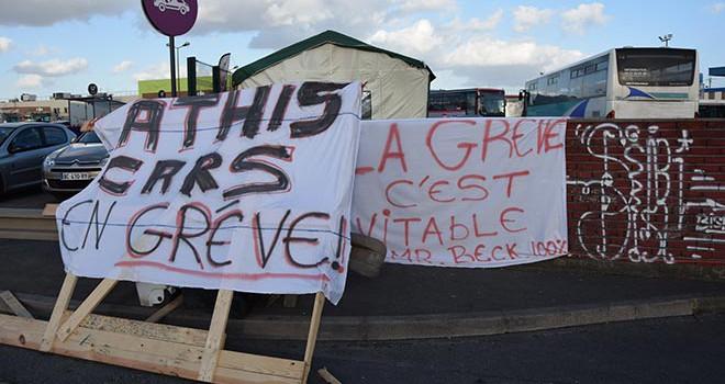Grève : Daniel Guérin et Didier Gonzales veulent faire payer Athis Car