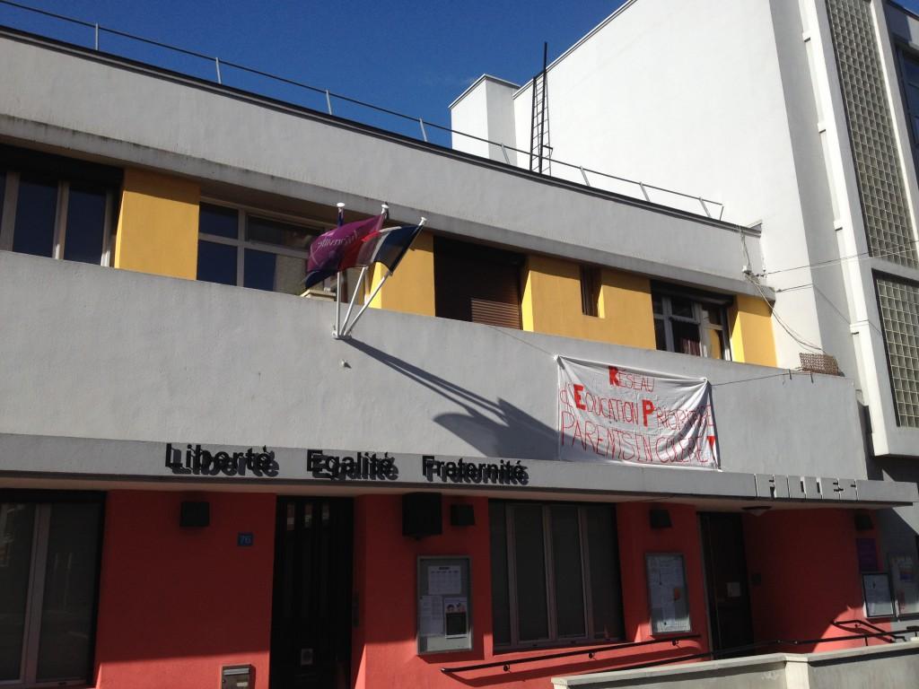 Ecole Octobre