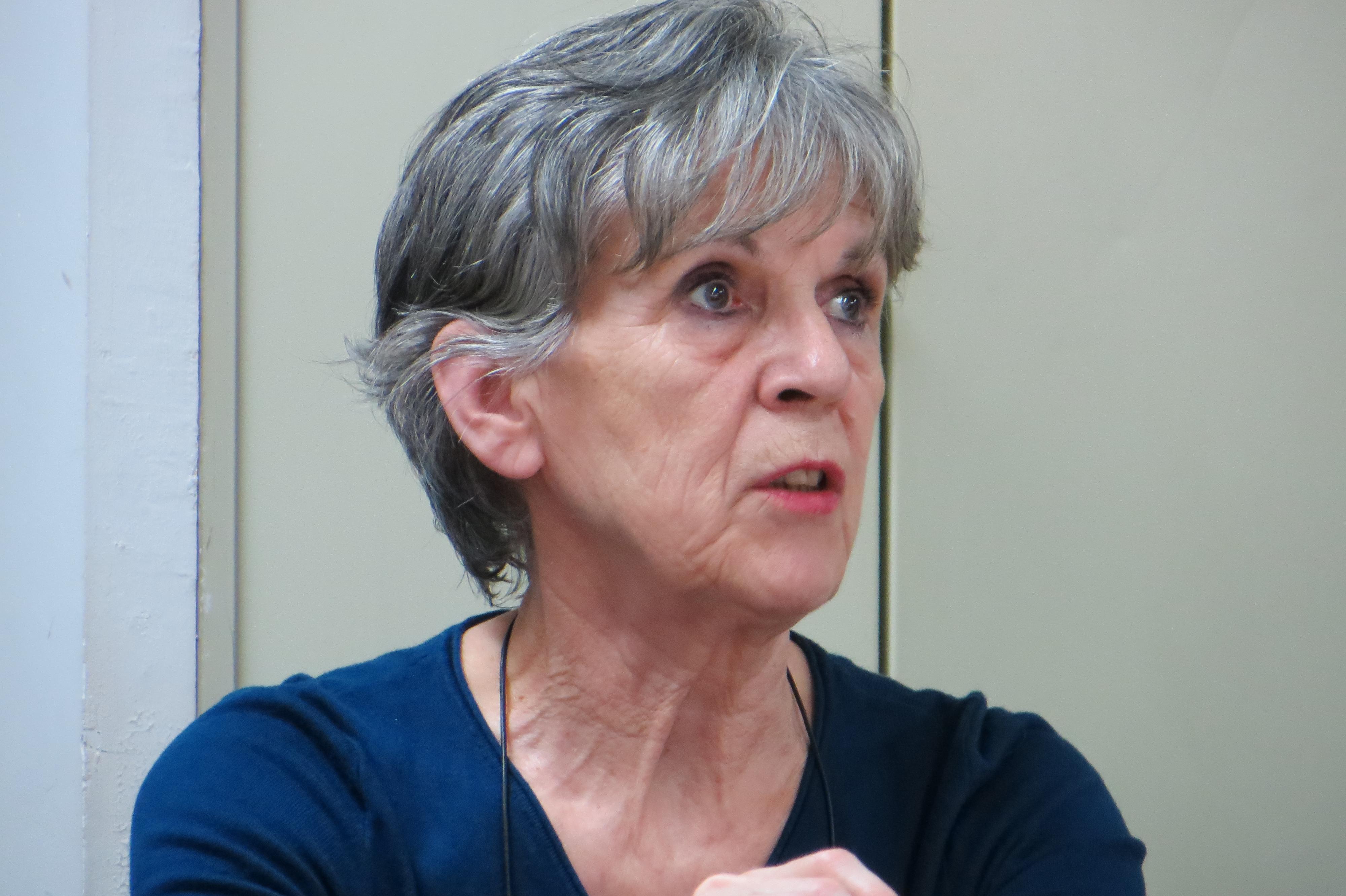 Mary Tellier, assistance sociale retraitée