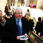 Jean-Paul Huchon Val de Fontenay 19 mars 2015