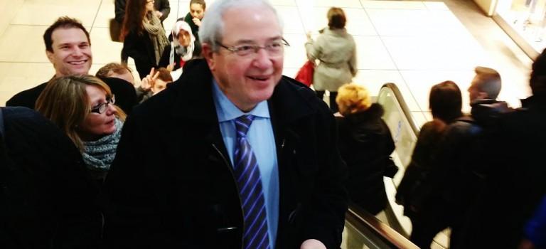 Jean-Paul Huchon : «Il n'y avait que 2 départements à gauche quand nous avons gagné la région»