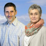 Joseph Terribile et Annie Lahmer
