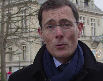 Laurent Lafon verrait bien l'Arena II des JO dans le Val-de-Marne