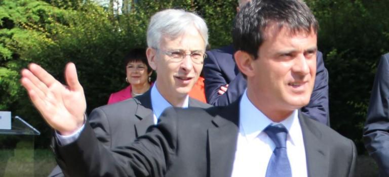 Manuel Valls vient encourager le PS Fresnes, l'UMP prépare un comité d'accueil