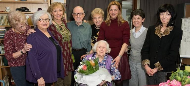 Marguerite a fêté ses 108 ans