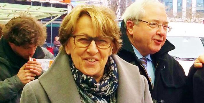 Marylise Lebranchu : «Les Conseils de territoire agiront comme des Conseils de quartier»