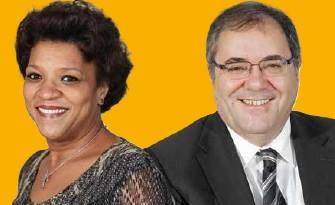 Départementales : réunion de Patrick Douet et Micheline Gervelas à Ormesson-sur-Marne