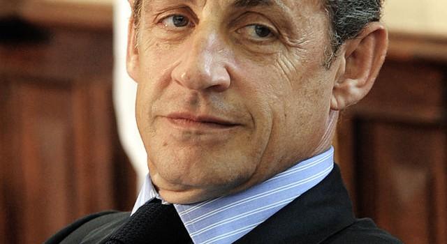 Nicolas Sarkozy en meeting à Saint-Maur-des-Fossés