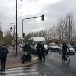 Operation Police Controle comportement routier 31 mars Joinville le Pont