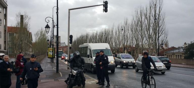 Sécurité routière : opération répression sur les routes du Val de Marne
