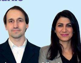 Chantal Jouanno vient encourager les candidats UMP-Modem-UDI d'Alfortville