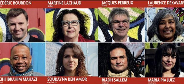 Réunion festive des candidats EELV – La fabrique de Vitry-sur-Seine
