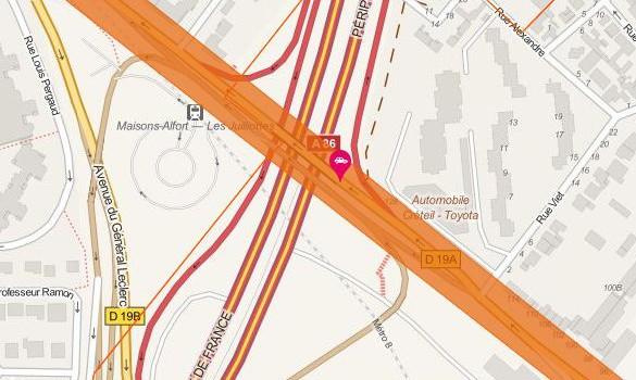 Transformation en boulevard urbain de la RD19 : lancement des travaux à Créteil