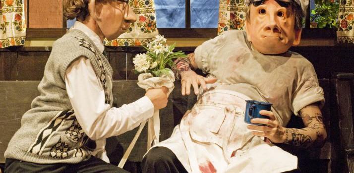 Hotel Paradiso : théâtre masqué et rocambolesque