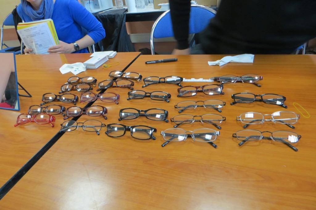 large choix lunettes