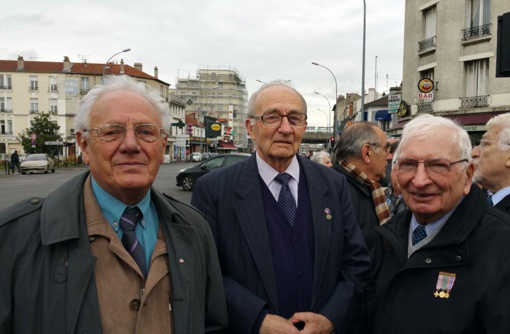 Anciens combattants Algerie