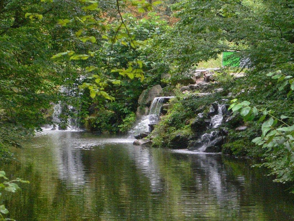Les lacs du bois de Vincennes à vélo avec Partage ta rue  94  ~ Bois De Vincennes Barque