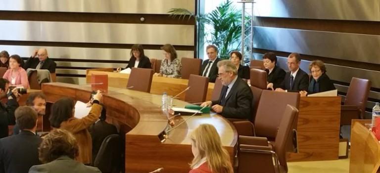 Le Conseil départemental du Val de Marne a élu son nouvel exécutif