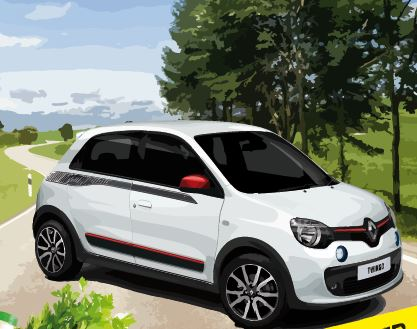 une renault twingo gagner au march de villecresnes 94 citoyens. Black Bedroom Furniture Sets. Home Design Ideas