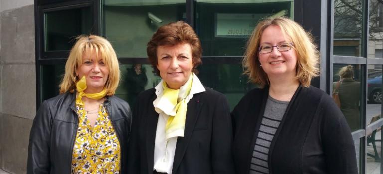 Centristes et indépendants : un groupe 100% féminin au Conseil départemental