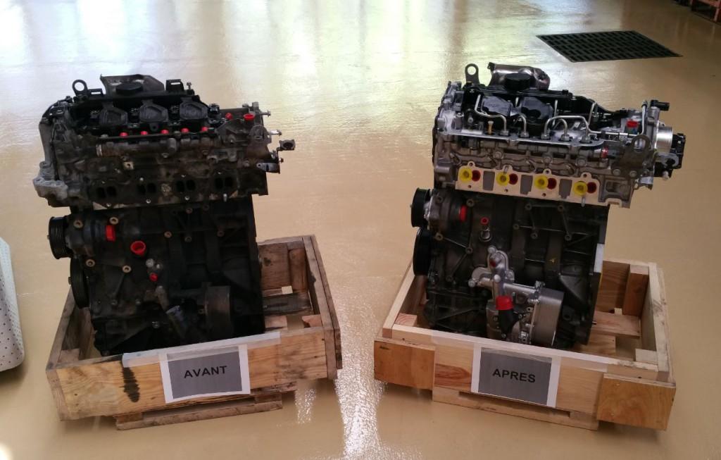 Renault Choisy Avant Apres