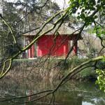 Temple Jardin tropical