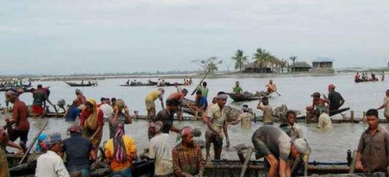 Un village du Bangladesh après le raz-de-marée : ciné-débat à Bonneuil