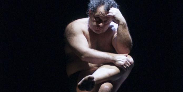 Cyril Casmèze sur la scène Watteau