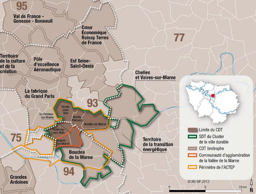 CDT Marne et Bois carte IAUIDF