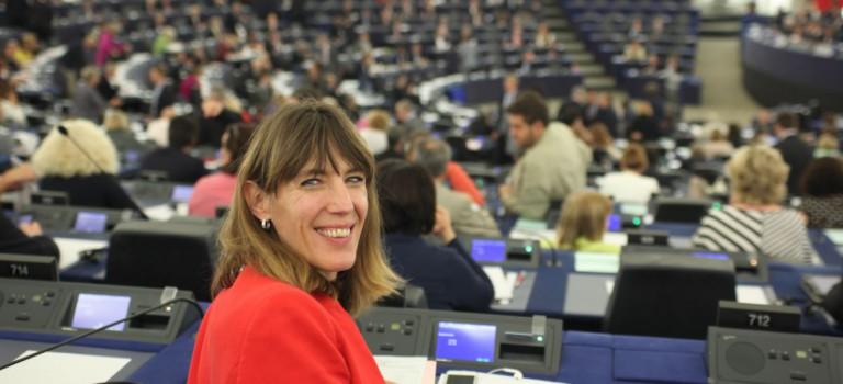 Christine Revault d'Allonnes prend la tête de la délégation socialiste française au parlement européen