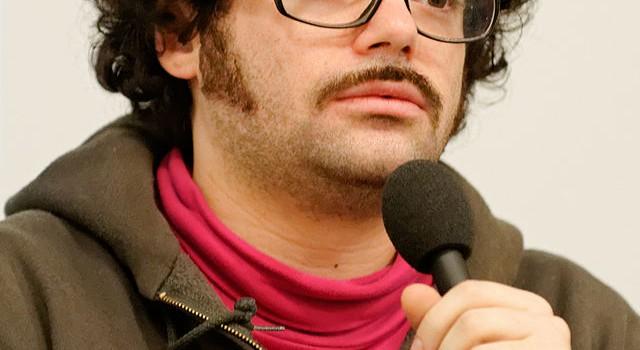 Jérémy Zimmerman de la Quadrature du net en débat Arcueil