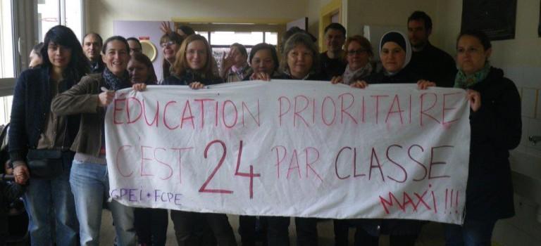 Ecoles du Centre de Choisy-le-Roi : «REP d'accord mais avec les moyens»
