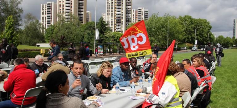 Le Val-de-Marne prépare sa mobilisation syndicale contre la loi El Khomri
