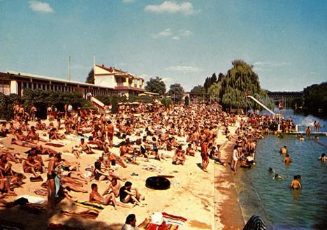 Tous à l'eau ! Forum objectif baignade à Saint-Maur-des-Fossés