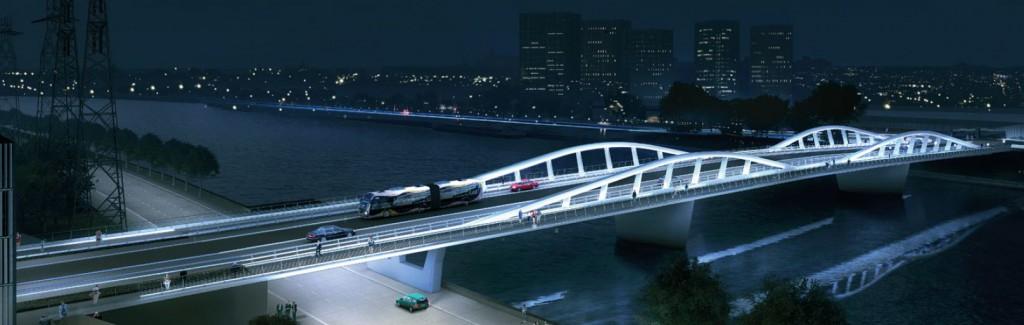 Pont Ardoines Seine credit Richez Associes ouvrage Lavigne Cheron