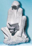 Lecture en sculpture à Charenton-le-Pont
