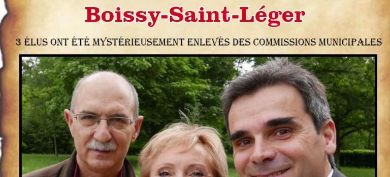 Les élus exclus créent leur propre commission à Boissy-Saint-Léger